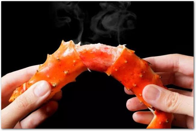 ボイル蟹の温め方・食べ方、本当に美味しいのは?日持ちは